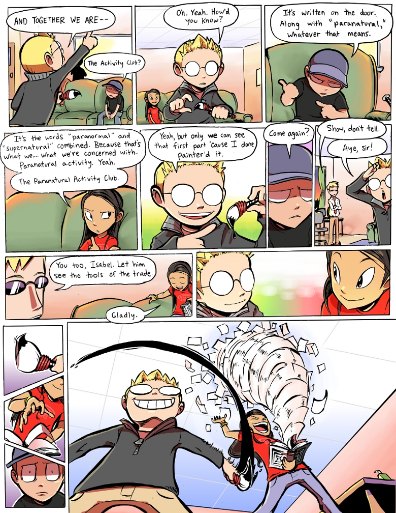 Paranatural - Chapter 1 Page 65
