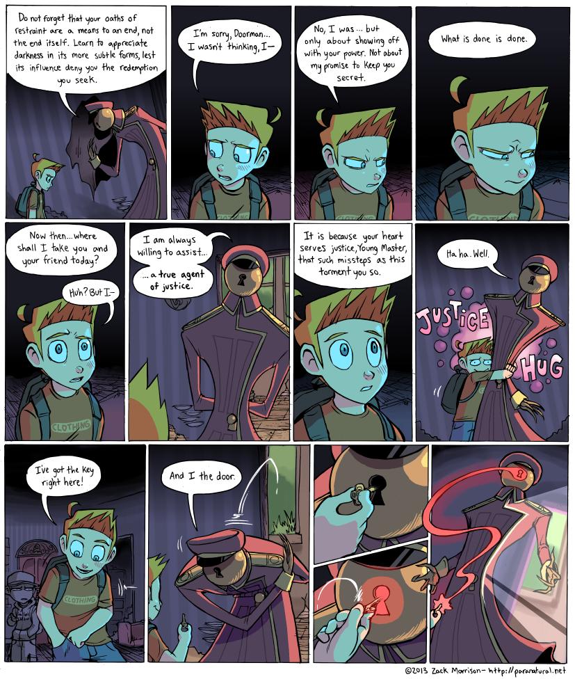 Paranatural - Chapter 3 Page 37